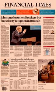 Financial Times UK – 03 October 2019