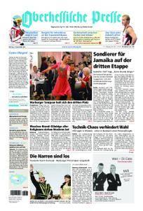 Oberhessische Presse Marburg/Ostkreis - 13. November 2017