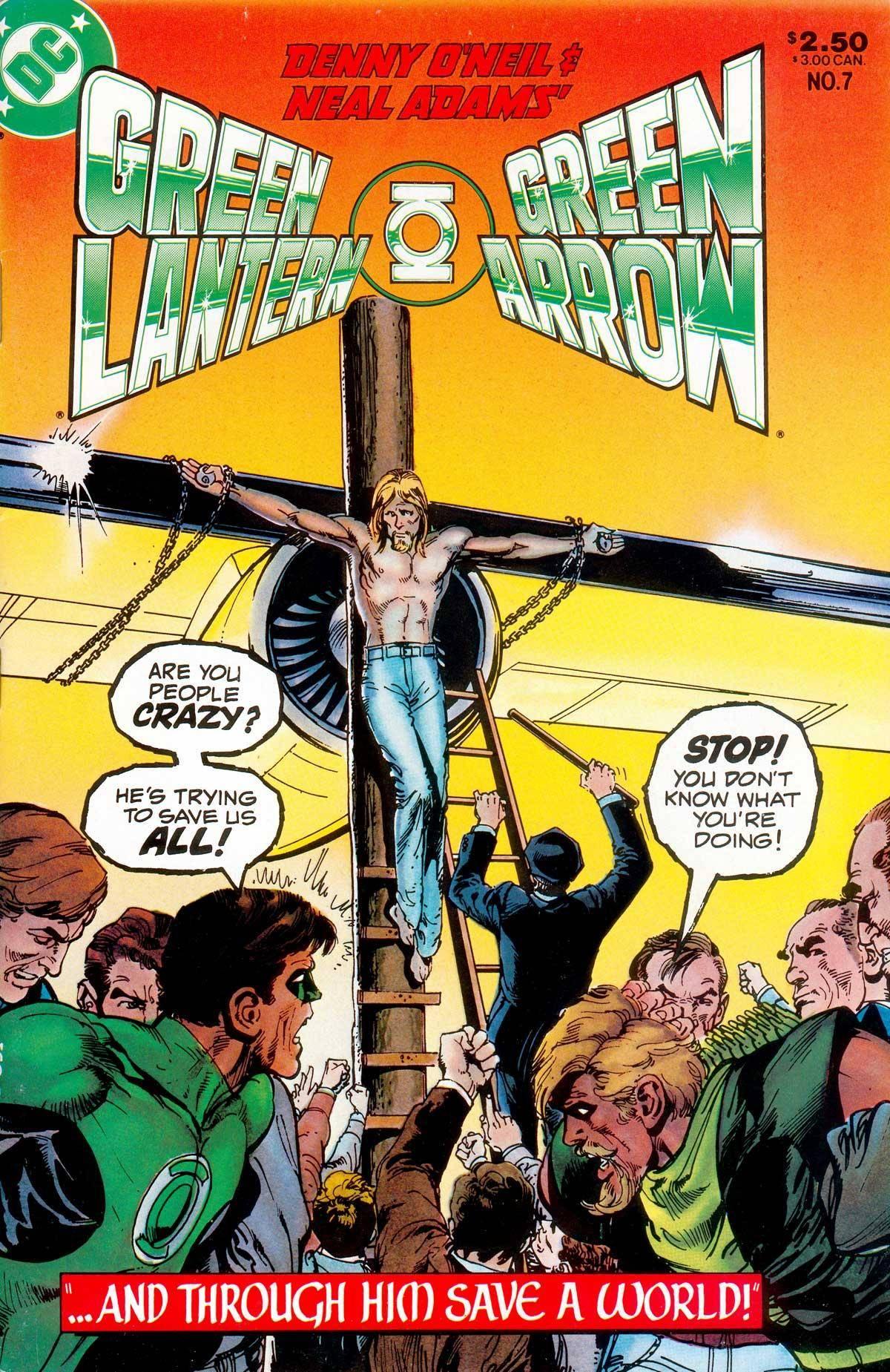 For PostalPops Green Lantern  Green Arrow 07 cbz