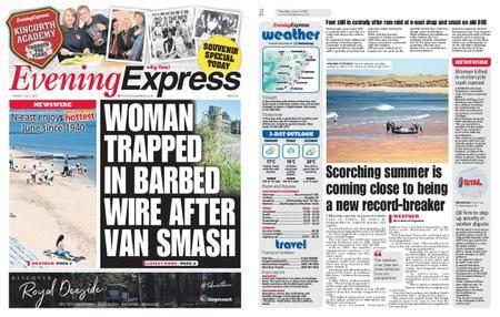 Evening Express – July 03, 2018
