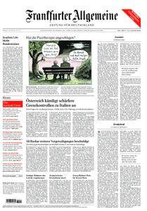 Frankfurter Allgemeine Zeitung F.A.Z. - 04. Juli 2018