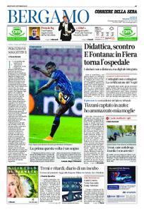 Corriere della Sera Bergamo – 22 ottobre 2020