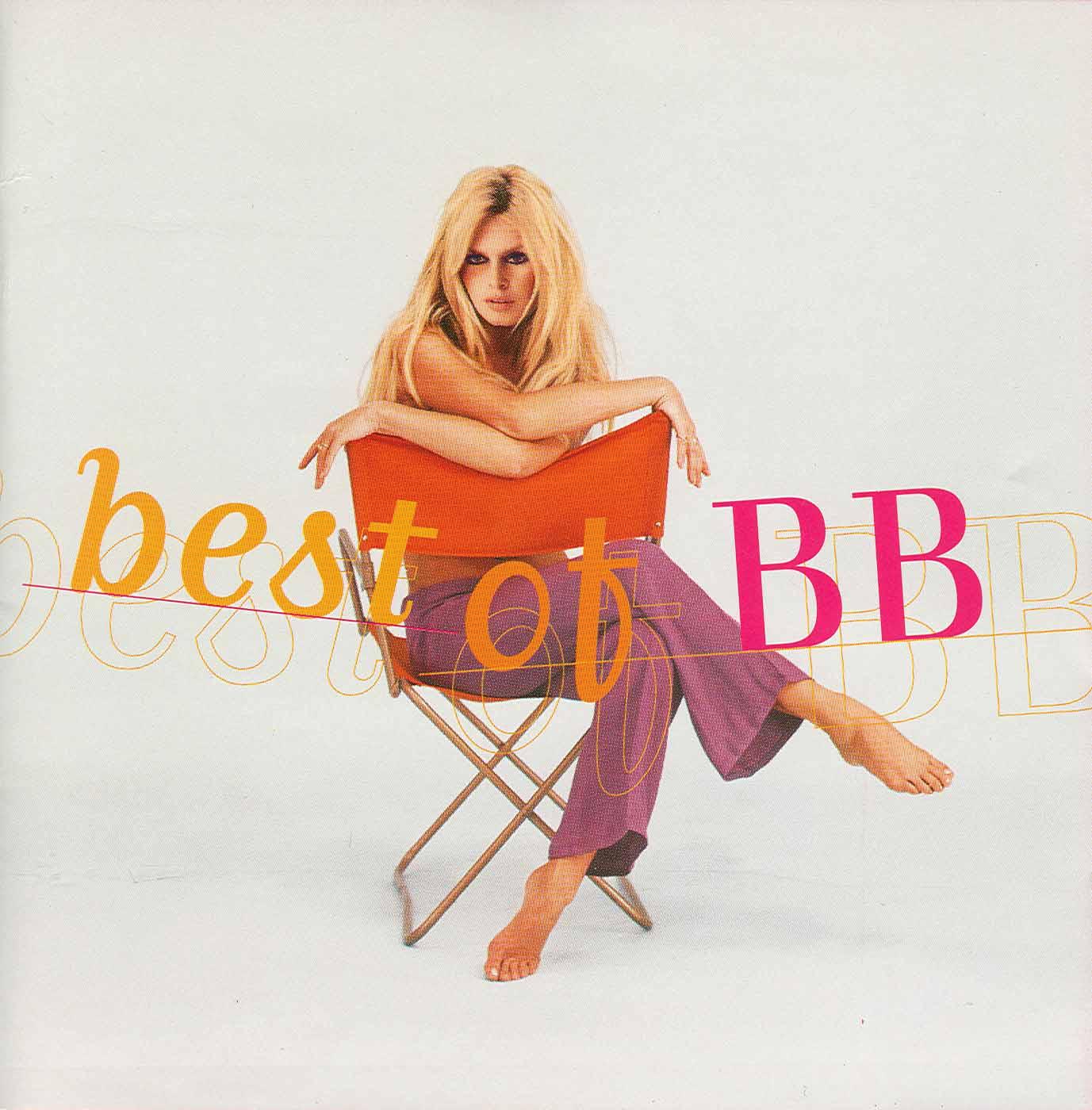 Brigitte BARDOT - Best of BB (Reedit 2002)