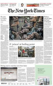 International New York Times - 14 April 2020
