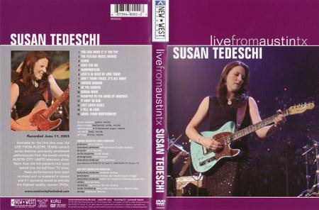 Susan Tedeschi - Live from Austin TX (2004) [Re-Up]
