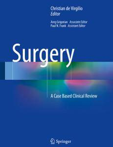 Surgery A Case Based Clinical Review (Repost)