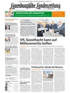Lauenburgische Landeszeitung - 14. November 2017