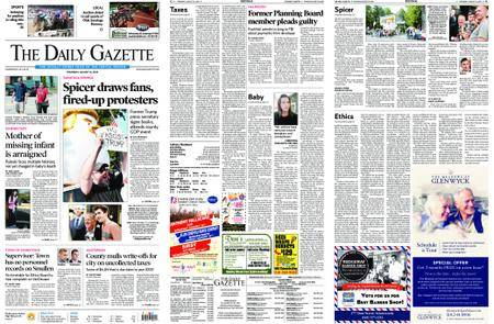 The Daily Gazette – August 16, 2018