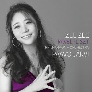 Zee Zee, Philharmonia Orchestra & Paavo Järvi - Ravel · Liszt (2019)