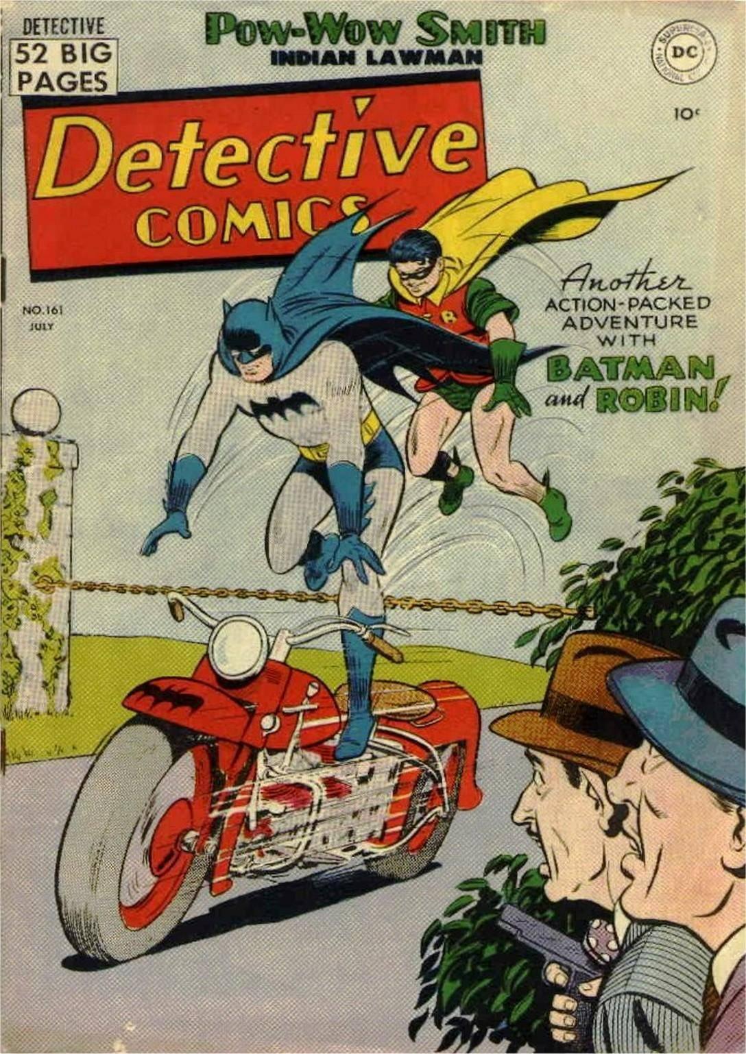 For Max - Detective Comics 161 cbr