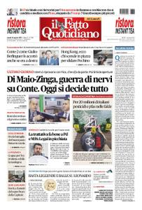 Il Fatto Quotidiano - 26 agosto 2019