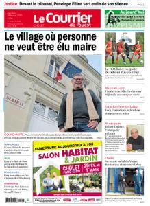 Le Courrier de l'Ouest Cholet – 28 février 2020