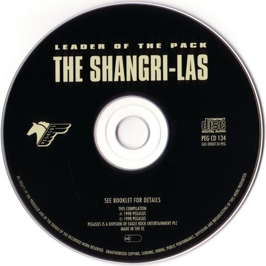 The Shangri-Las - Leader Of The Pack (1998 compilation)