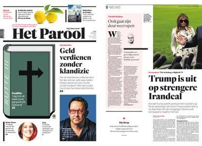 Het Parool – 14 oktober 2017