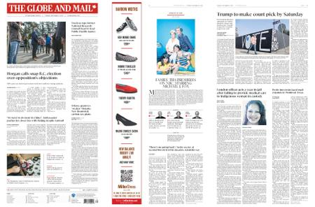 The Globe and Mail – September 22, 2020