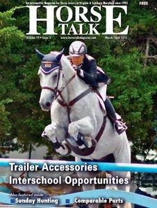 Horse Talk - March / April 2011