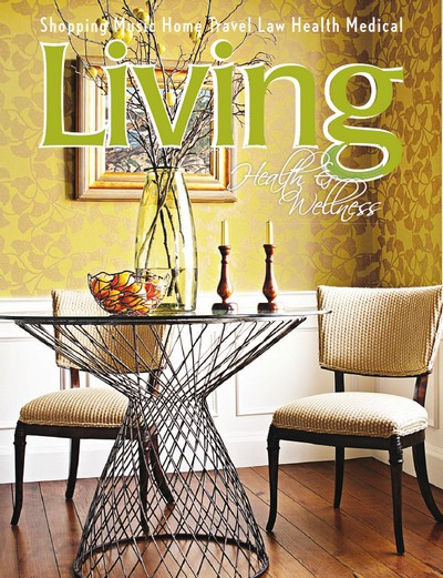 Living Magazine - March/April 2011