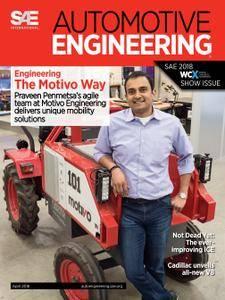 Automotive Engineering - April 2018