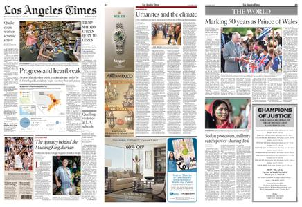 Los Angeles Times – July 06, 2019
