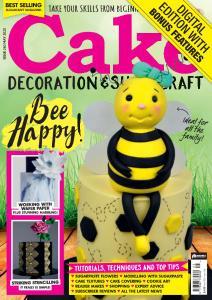 Cake Decoration & Sugarcraft - Issue 260 - May 2020