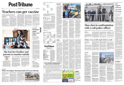 Post-Tribune – March 05, 2021
