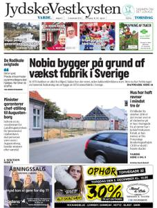 JydskeVestkysten Varde – 05. december 2019