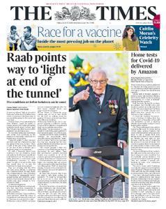 The Times - 17 April 2020
