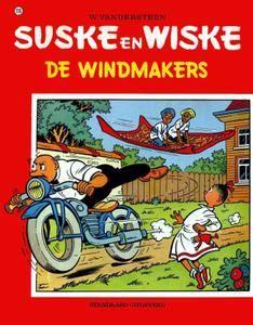 Suske En Wiske - 126 - De Windmakers