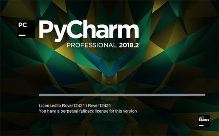 JetBrains PyCharm Professional 2018.2.4 (Mac/Lnx)