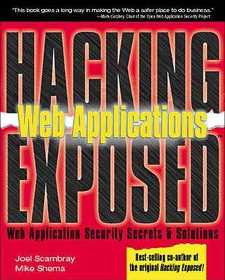 Hacking Exposed - Web Applications
