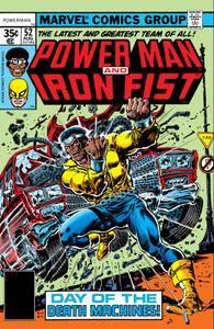 Bronze Age Baby -Power Man  Iron Fist 052 1978 Digital