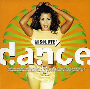 VA - Absolute Dance 8 (1995)