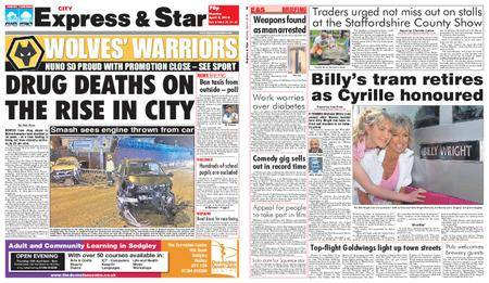 Express and Star City Edition – April 09, 2018