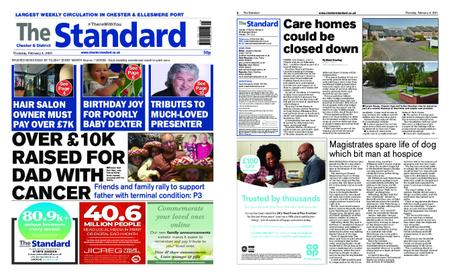 The Standard Chester & District – February 04, 2021