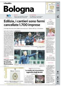 la Repubblica Bologna - 18 Marzo 2019