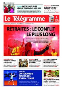 Le Télégramme Guingamp – 27 décembre 2019