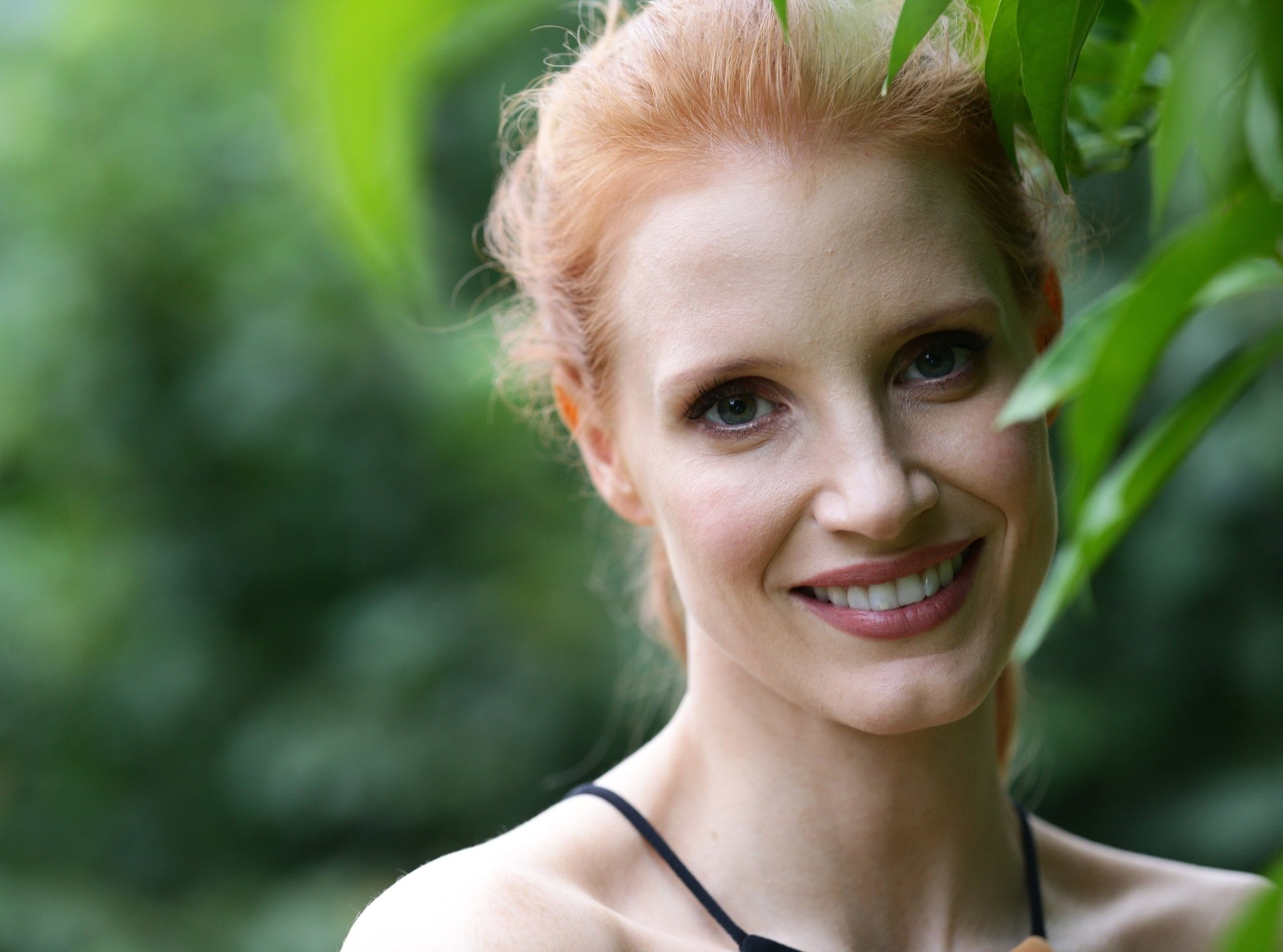 Jessica Chastain by Vittorio Zunino Celotto at the 2013 Giffoni Film Festival on July 21, 2013 in Giffoni Valle Piana, Italy