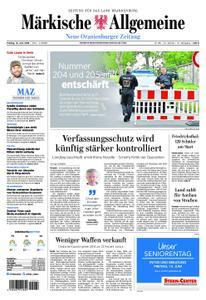 Neue Oranienburger Zeitung - 14. Juni 2019