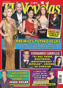 TVyNovelas México - 15 marzo 2019