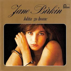 Jane Birkin - Lolita Go Home (1975) [2007, Japan]