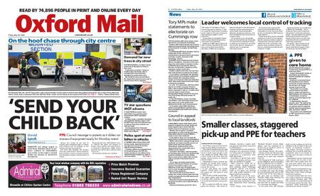 Oxford Mail – May 29, 2020