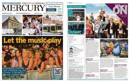 Hertfordshire Mercury – July 01, 2021