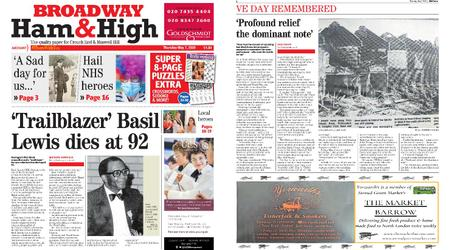 Broadway Ham & High – May 07, 2020