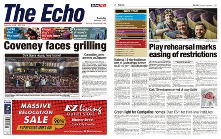 Evening Echo – September 07, 2021