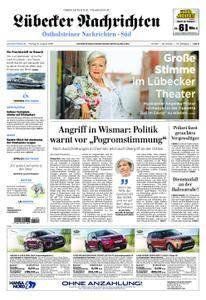Lübecker Nachrichten Ostholstein Süd - 31. August 2018