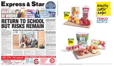 Express and Star Sandwell Edition – May 30, 2020