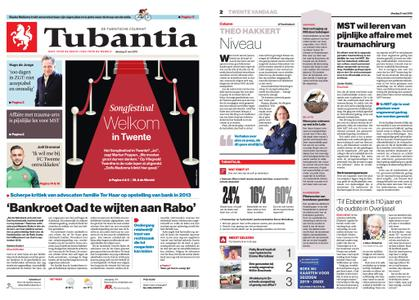 Tubantia - Enschede – 21 mei 2019