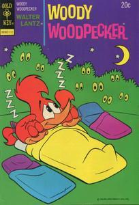 Walter Lantz Woody Woodpecker 133 (c2c) (Gold Key) (1973-11) (Comicwanderer+DaveH