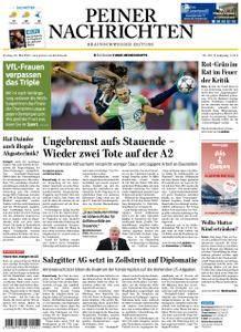 Peiner Nachrichten - 25. Mai 2018