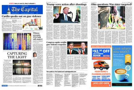 The Capital – August 06, 2019
